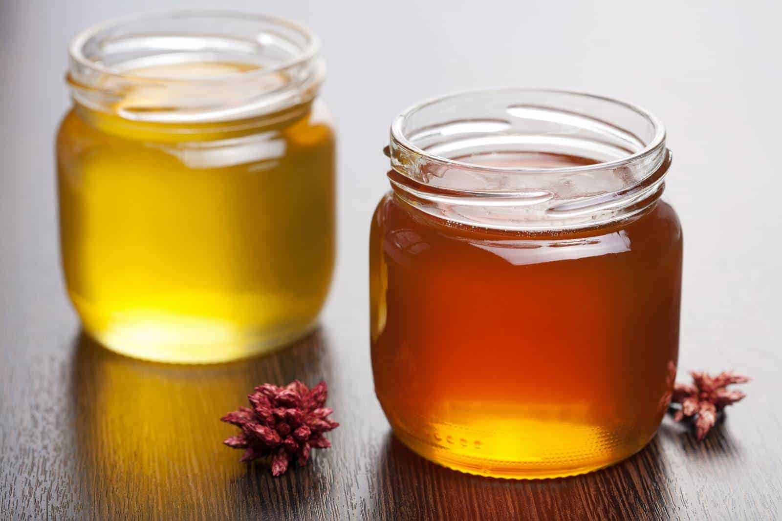Light vs dark honey. What's the difference?