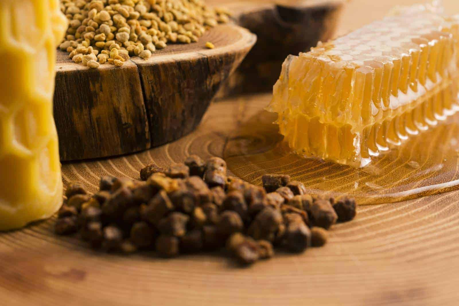 Products And Services That Honey Bees Provide Us With