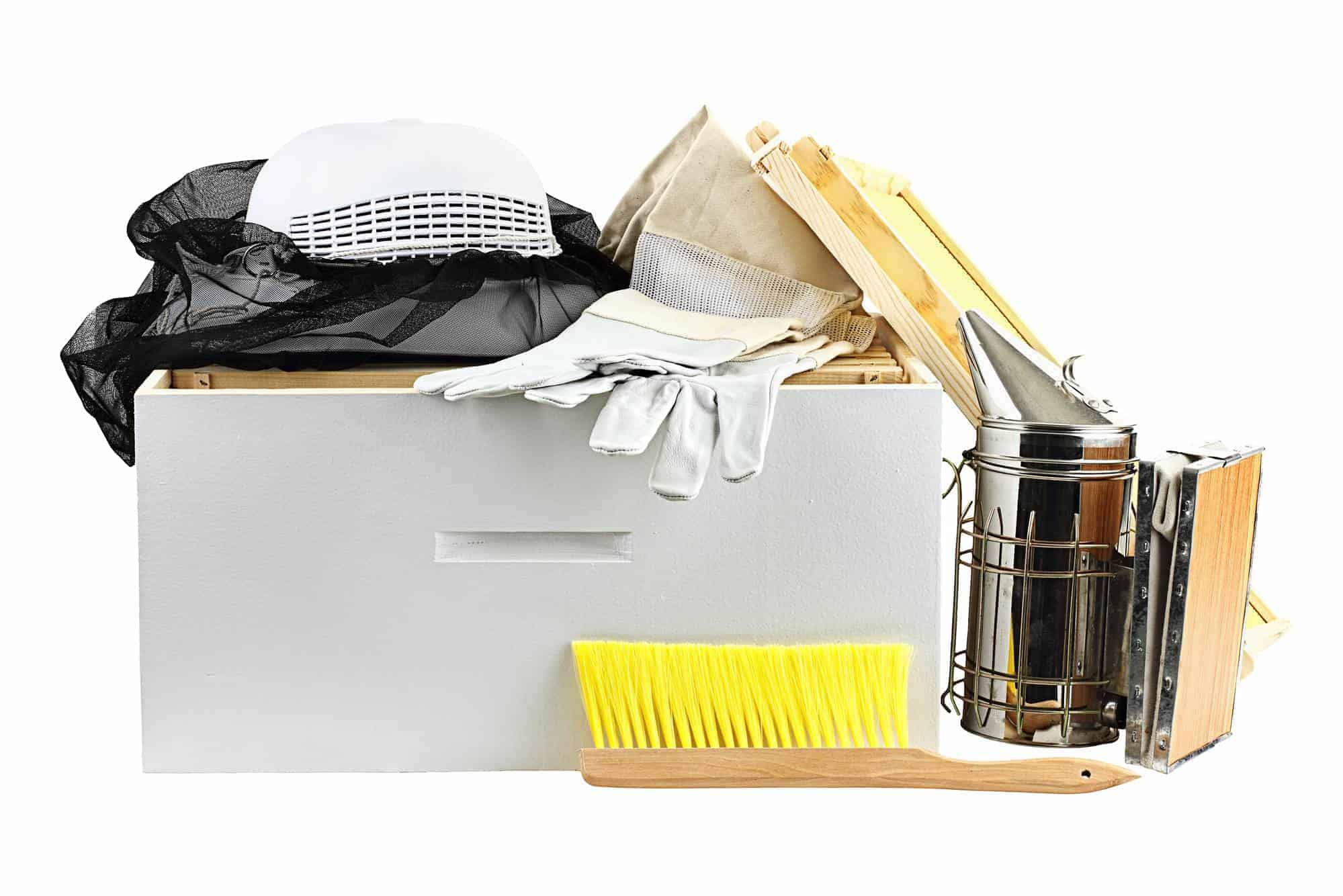 A Guide To Storing Beekeeping Equipment